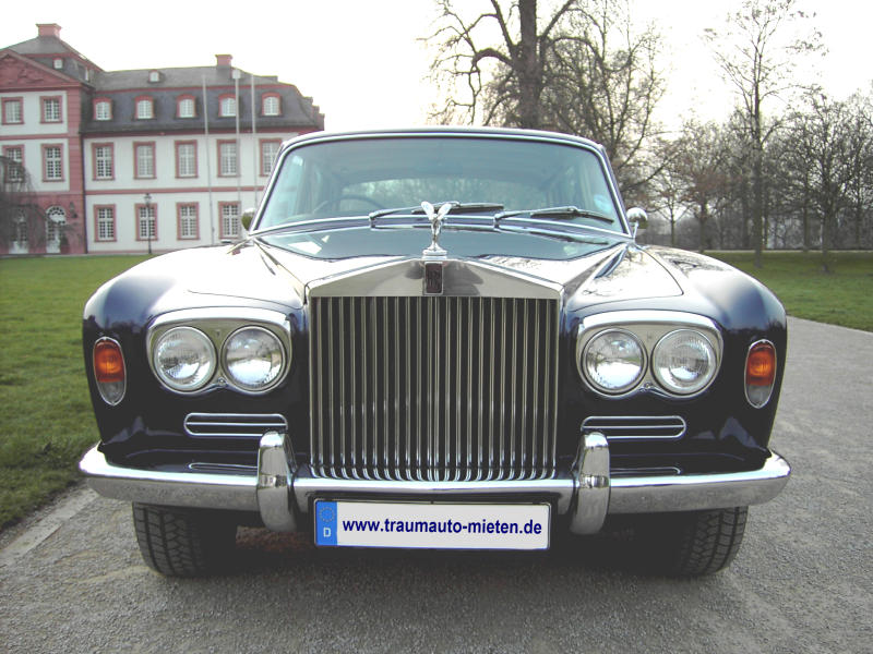 rolls royce silver shadow i 1972 oldtimer mieten 24. Black Bedroom Furniture Sets. Home Design Ideas