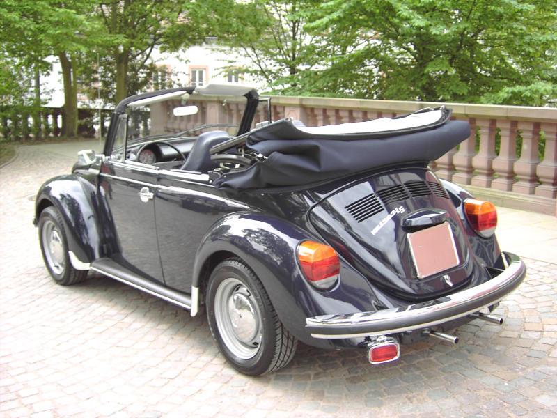 vw k fer cabrio cabriolet 1973 oldtimer mieten 24. Black Bedroom Furniture Sets. Home Design Ideas