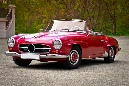 Mercedes Benz 190 SL