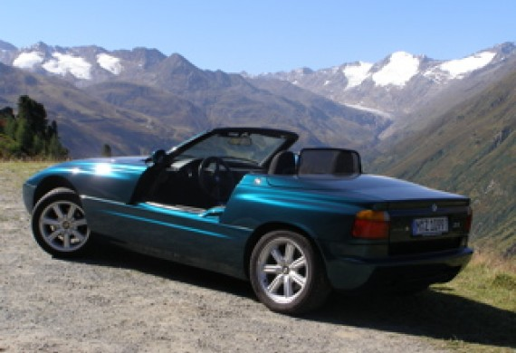 bmw z1 1991 oldtimer mieten 24. Black Bedroom Furniture Sets. Home Design Ideas